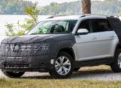 Абсолютно новый внедорожник Volkswagen поменял название