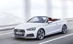 Audi представила кабриолеты A5 и S5