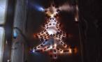 «Автоелка». Новогодний флешмоб прокатился по России