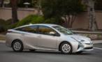 Российская презентация нового Toyota Prius состоялась в Москве