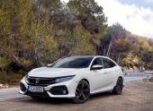 Новая Honda Civic для Европы. Первые данные