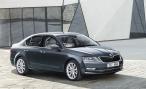 В Вене представили обновленные Skoda Octavia и Octavia RS