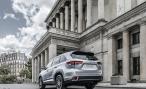 Обновленный Toyota Highlander в России. От 3 635 000 рублей