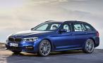 BMW 5-Series Touring. Премьера в Женеве
