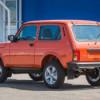 АВТОВАЗ отметит юбилей Lada 4×4 особой версией