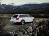 Российские цены на новые Skoda Octavia Scout и Octavia RS