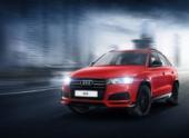 В России стартовали продажи Audi Q3 с дизайн-пакетом S line сompetition