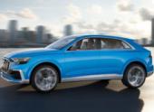 Кроссоверы Audi. По одной новинке каждый год