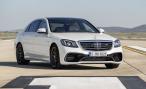 Mercedes-Benz представляет обновленный S-Class