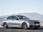 Новая начальная версия BMW 5-Series в России