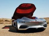 В конкурсе на самый красивый автомобиль года победил концепткар с собачьей кличкой