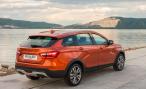 Самый дорогой кросc-универсал Lada Vesta SW Cross будет стоить более 800 тысяч
