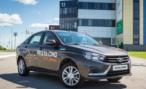 Lada Vesta с заводским газобалонным оборудованием доступна для заказа