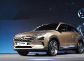 Без названия. Hyundai представляет новый прототип автомобиля на водороде