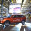 В Ижевске стартовало производство универсала Lada Vesta SW