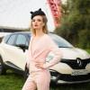 Девушка-барбер стала послом эксклюзивной версии Renault Kaptur