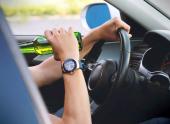 Пьяных водителей повяжут кровью