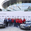 Футболисты «Баварии» обновили автопарк