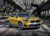 Новый кроссовер BMW X2 получил рублевые цены