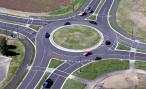 В России вступили в силу новые правила проезда перекрестков с круговым движением