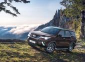 Toyota Fortuner. В России от 2 599 000 рублей