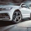 Volkswagen представил в России Tiguan за два миллиона