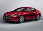 Mazda представила рестайлинговую «шестерку»