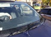 Как «разморозить» систему омывания стекол в автомобиле?