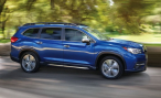 Самый большой внедорожник Subaru впервые показали в США