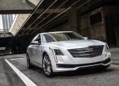 В России стартуют продажи флагманского седана Cadillac CT6