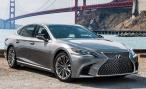 В России стартуют продажи флагманского седана Lexus LS нового поколения