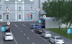На зданиях и заборах. Где будут устанавливать новые дорожные знаки?