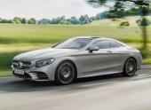 Объявлены цены на обновленный Mercedes-Benz S-class Coupe
