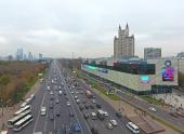 В Москве начали использовать дорожные камеры для контроля водителей без цифровых пропусков