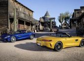 Mercedes-AMG GT. Подкапотный фейслифт