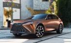 Lexus LF-1 Limitless. Взгляд в будущее