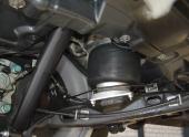 Почему на автобусе пневматическая подвеска, а на бюджетном седане и кроссовере — пружинная