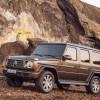 Mercedes-Benz назвал рублевые цены на новый «Гелендваген»