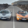 Цены на BMW i8 Roadster и BMW i8 Coupe в рублях