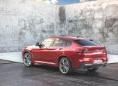 «Баварские моторы» объявили цены на новый BMW X4