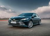 Новая Toyota Camry поступила в продажу