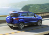 Новый Ford Ecosport для России. Цены названы
