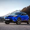 Купе-кроссовер Toyota C-HR. В России от 1,3 млн рублей