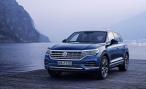 Volkswagen обновил VW Touareg для России