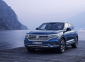 Сколько будет стоить в России новый Volkswagen Touareg?