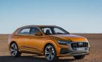 Audi Q8. Новый немецкий флагман