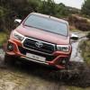 Пикап Toyota Hilux получил новую спецсерию Exclusive