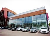 В Великом Новгороде открыт новый дилер Hyundai