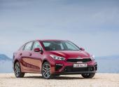Kia Motors назвала рублевые цены на Kia Cerato нового поколения