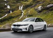 Новый BMW 3-й серии. Названы рублевые цены